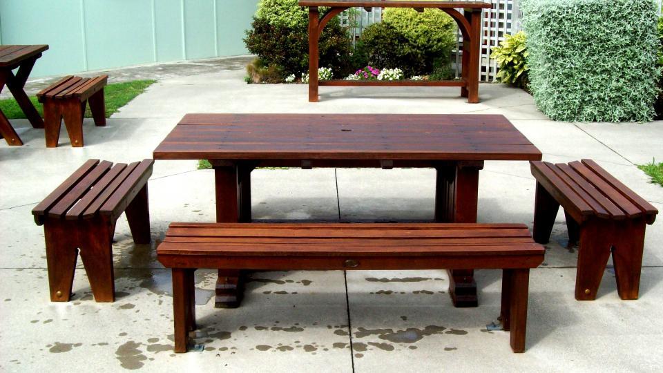 Weekend Craft Macrocarpa Wooden Outdoor Furniture Nz