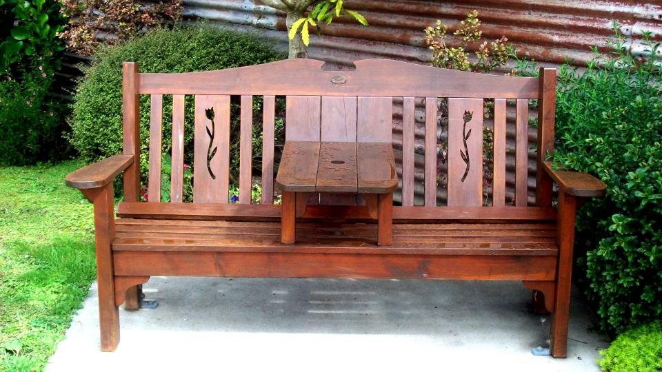 Weekend Craft: Macrocarpa Wooden Outdoor Furniture NZ
