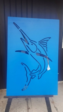 Marlin $170 120x80, Painted