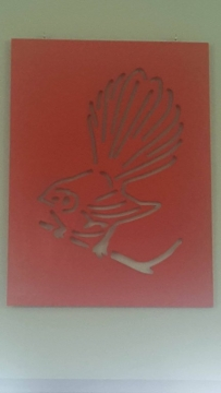 Fantail $120 80x60, Painted