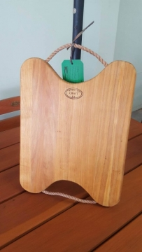 Large Chopping Board 2 ropes $60