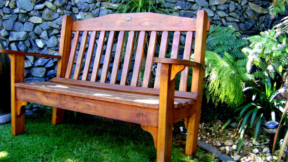 Macrocarpa Wooden Outdoor Furniture Nz