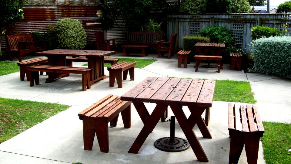 Weekend craft macrocarpa wooden outdoor furniture nz Home furniture online auckland